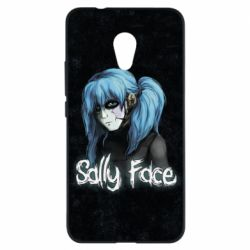 Чехол для Meizu M5s Sally Face 10 - FatLine