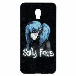 Чехол для Meizu M5 Note Sally Face 10 - FatLine