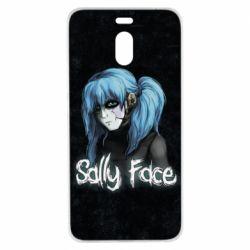 Чехол для Meizu M6 Note Sally Face 10 - FatLine