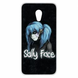 Чехол для Meizu Pro 6 Plus Sally Face 10 - FatLine