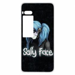 Чехол для Meizu Pro 7 Sally Face 10 - FatLine