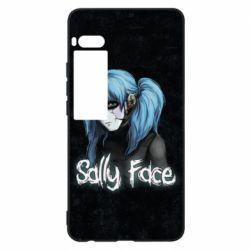 Чехол для Meizu Pro 7 Plus Sally Face 10 - FatLine