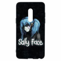 Чехол для Meizu 15 Sally Face 10 - FatLine