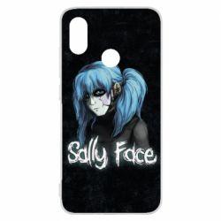 Чехол для Xiaomi Mi8 Sally Face 10 - FatLine