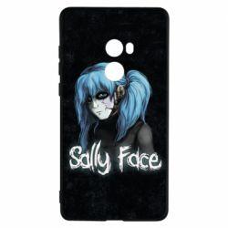 Чехол для Xiaomi Mi Mix 2 Sally Face 10 - FatLine