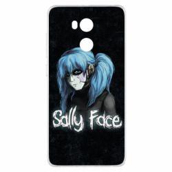 Чехол для Xiaomi Redmi 4 Pro/Prime Sally Face 10 - FatLine