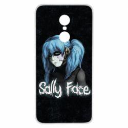 Чехол для Xiaomi Redmi 5 Sally Face 10 - FatLine