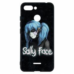 Чехол для Xiaomi Redmi 6 Sally Face 10 - FatLine