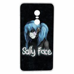 Чехол для Xiaomi Redmi Note 4 Sally Face 10 - FatLine