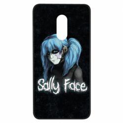 Чехол для Xiaomi Redmi Note 4x Sally Face 10 - FatLine