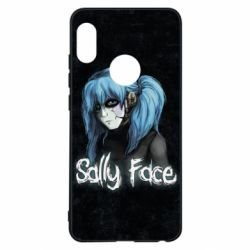Чехол для Xiaomi Redmi Note 5 Sally Face 10 - FatLine