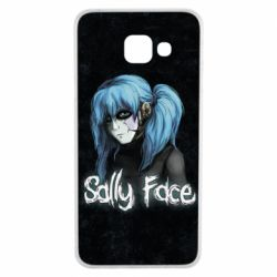 Чехол для Samsung A3 2016 Sally Face 10 - FatLine