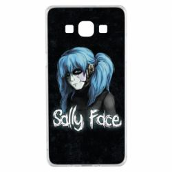 Чехол для Samsung A5 2015 Sally Face 10 - FatLine