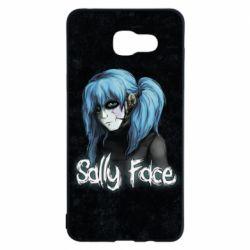 Чехол для Samsung A5 2016 Sally Face 10 - FatLine