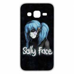 Чехол для Samsung J2 2015 Sally Face 10 - FatLine