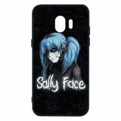 Чехол для Samsung J2 2018 Sally Face 10 - FatLine