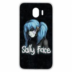 Чехол для Samsung J4 Sally Face 10 - FatLine