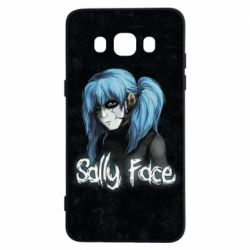 Чехол для Samsung J5 2016 Sally Face 10 - FatLine