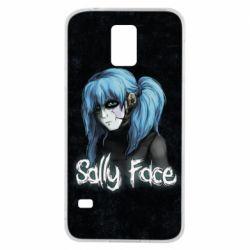 Чехол для Samsung S5 Sally Face 10 - FatLine