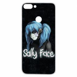 Чехол для Huawei P Smart Sally Face 10 - FatLine