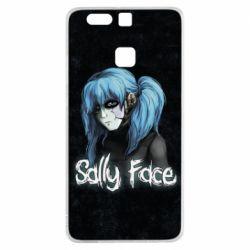 Чехол для Huawei P9 Sally Face 10 - FatLine