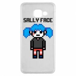 Чохол для Samsung A3 2016 Sally face pixel
