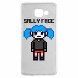 Чохол для Samsung A5 2016 Sally face pixel