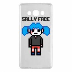 Чохол для Samsung A7 2015 Sally face pixel