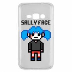 Чохол для Samsung J1 2016 Sally face pixel