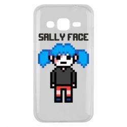 Чохол для Samsung J2 2015 Sally face pixel