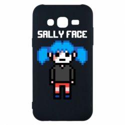 Чохол для Samsung J5 2015 Sally face pixel