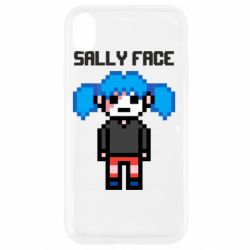 Чохол для iPhone XR Sally face pixel