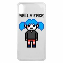 Чохол для iPhone Xs Max Sally face pixel