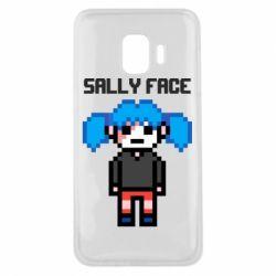 Чохол для Samsung J2 Core Sally face pixel