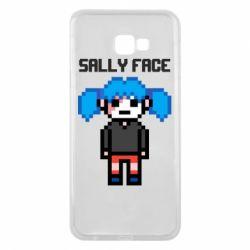 Чохол для Samsung J4 Plus 2018 Sally face pixel