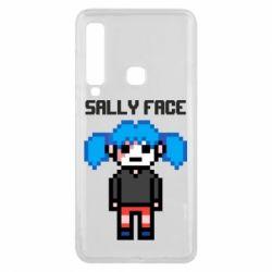Чохол для Samsung A9 2018 Sally face pixel