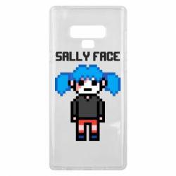 Чохол для Samsung Note 9 Sally face pixel