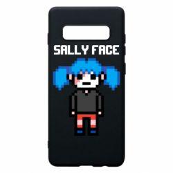 Чохол для Samsung S10+ Sally face pixel