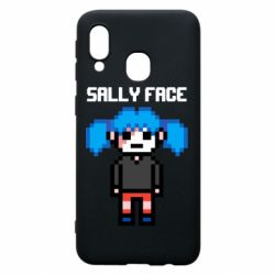 Чохол для Samsung A40 Sally face pixel