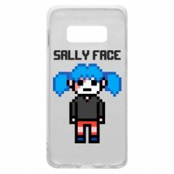 Чохол для Samsung S10e Sally face pixel