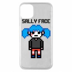 Чохол для iPhone 11 Pro Sally face pixel