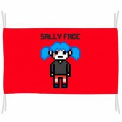 Прапор Sally face pixel