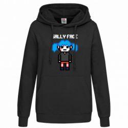 Толстовка жіноча Sally face pixel