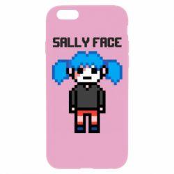 Чохол для iPhone 6 Plus/6S Plus Sally face pixel
