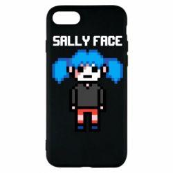 Чохол для iPhone 7 Sally face pixel