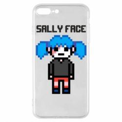 Чохол для iPhone 7 Plus Sally face pixel