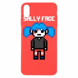 Чохол для iPhone X/Xs Sally face pixel
