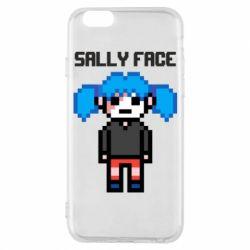 Чохол для iPhone 6/6S Sally face pixel