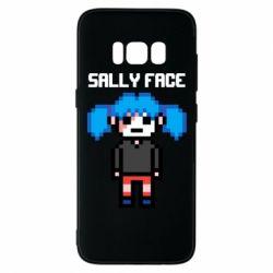 Чохол для Samsung S8 Sally face pixel