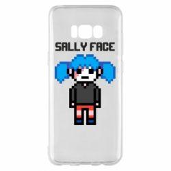 Чохол для Samsung S8+ Sally face pixel